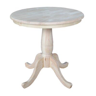 Pedestal Dining Table by International Concepts