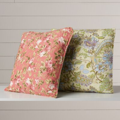 Eleanora Cotton Throw Pillow by August Grove
