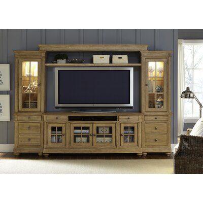 Harbor View Entertainment Center with 72