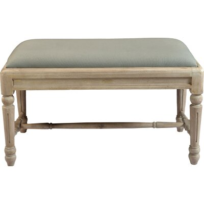 Lancaster Upholstered Bench by One Allium Way