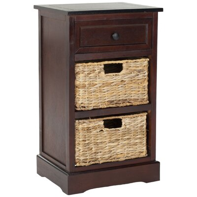 Paget Storage End Table by Beachcrest Home