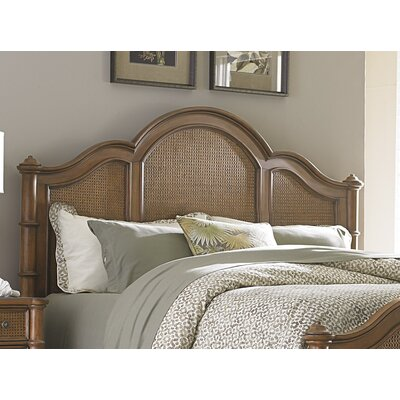 Sunset Key Poster Headboard by Beachcrest Home
