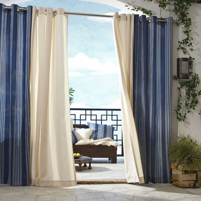 Alexandria Single Curtain Panel Product Photo