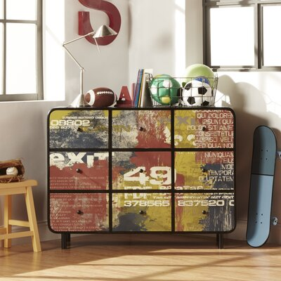 Trent Austin Design 9-Drawer Cabinet