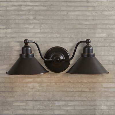 Trent Austin Design Schaff 2 Light Wall Sconce In Mission