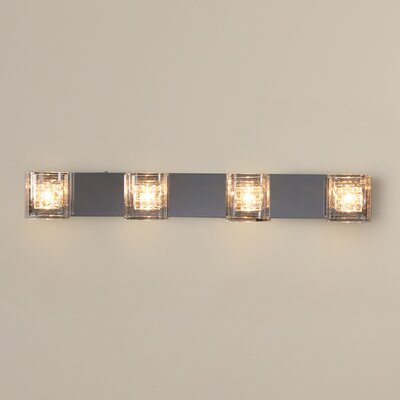 Flynn 4-Light Vanity Light Product Photo