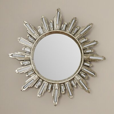 Cordelia Wall Mirror by House of Hampton