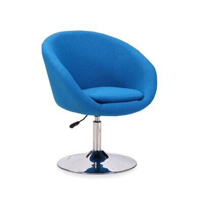 Barrel Adjustable Leisure Side Chair by Ceets