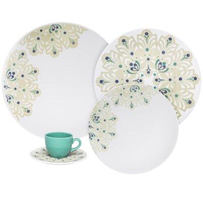 Coup 20 Piece Lindy Hop Dinnerware Set by Oxford Porcelain
