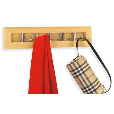 Milano Horizontal Hook Rack by Better Houseware