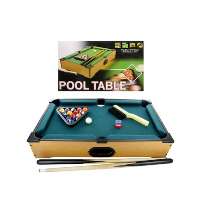 Tabletop Pool Table by KoleImports
