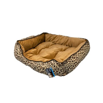 Leopard Print Pet Bed by KoleImports