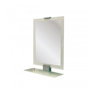 bathroom mirror with shelf by koleimports