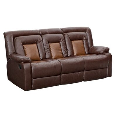Kmax 2 Piece Reclining Sofa and Loveseat Set
