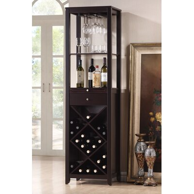 Arles 28 Bottle Wine Cabinet by Roundhill Furniture