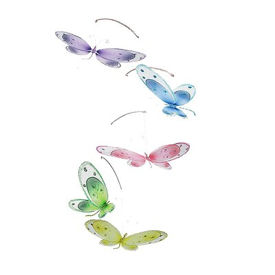 Avery Dragonfly Nursery Decoration Mobile by The Butterfly Grove
