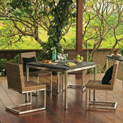 Palms 5 Piece Dining Set by Thos Baker