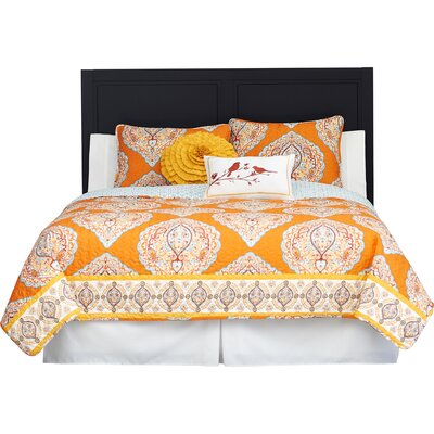 Bungalow Rose Albertslund Full/Queen 5-Piece Quilt Set