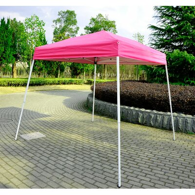8 Ft. W x 8 Ft. D Pop-Up Canopy by Outsunny