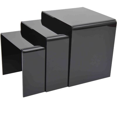 3 Piece Nesting Tables by HomCom