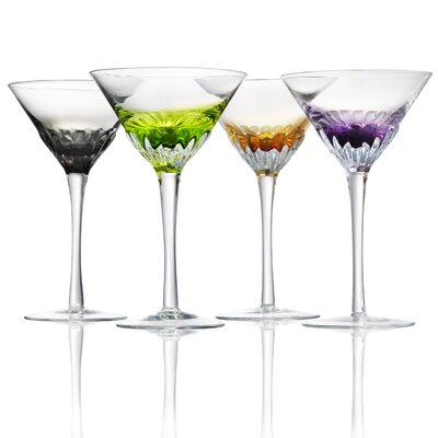 Solar Martini Glass by Artland