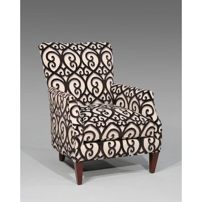Sophia Contrast Occasional Chair by Sage Avenue
