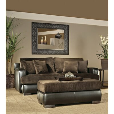 Sage Avenue GUL1125 Hendrix Sleeper Sofa with Pullout Bed