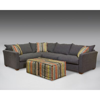 Polly Sectional by Sage Avenue