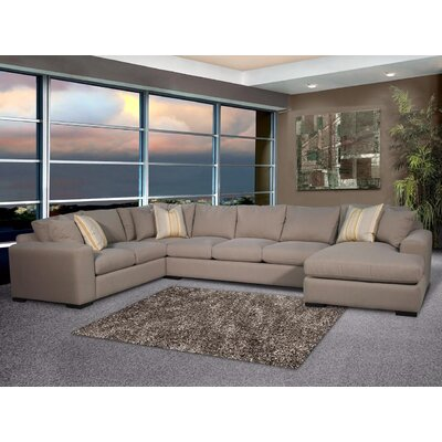 Victoria Sectional Chaise by Sage Avenue