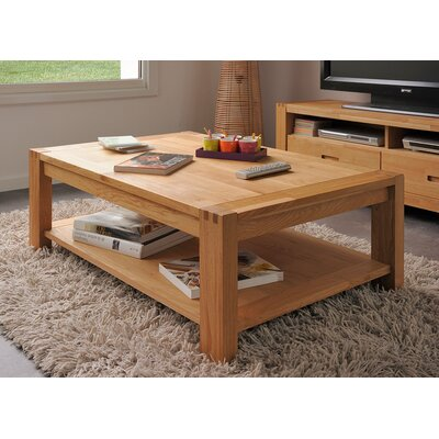 Ethan Coffee Table by Parisot