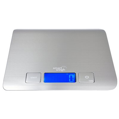 Stainless Steel Digital Kitchen Scale by Smart Weigh
