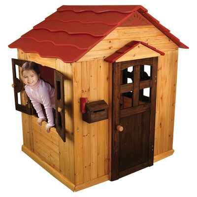 Outdoor Playhouse Product Photo