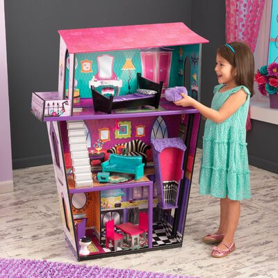 Monster Manor Dollhouse with Furniture by KidKraft