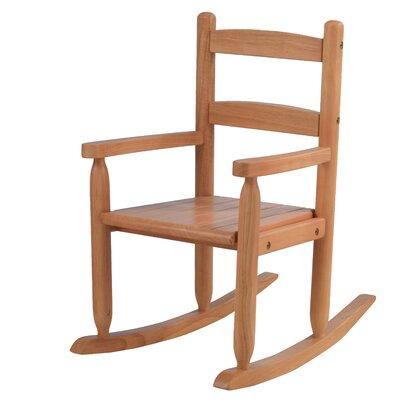 Kid's 2 Slat Rocking Chair by KidKraft