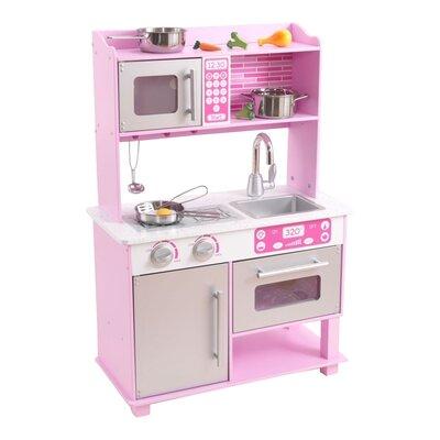 Toddler Kitchen with Accessories by KidKraft