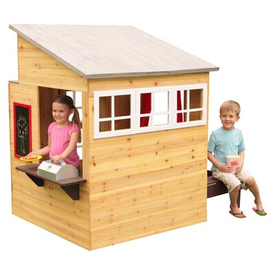 Modern Outdoor Playhouse Product Photo