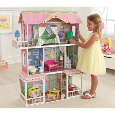 Sweet Savannah Dollhouse with Furniture by KidKraft