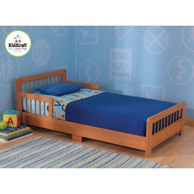 KidKraft Slatted Toddler Bed