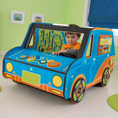 KidKraft Personalized Activity Truck