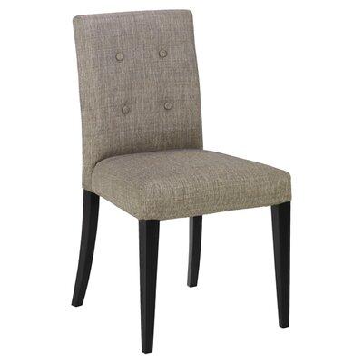 Armen Living Urbanity Wall Street Side Chair