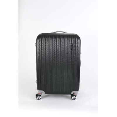 Houston 23.4'' Hardsided Spinner Suitcase by InUSA