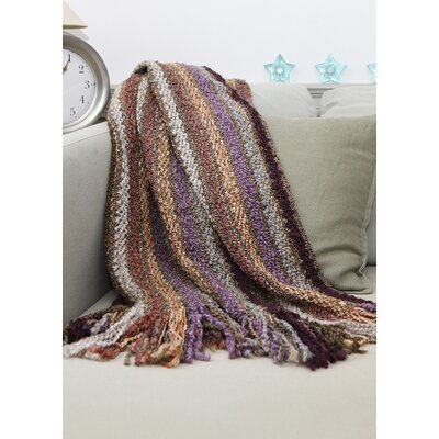 Winslow Woven Decorative Throw by Bedford Cottage-Kennebunk Home