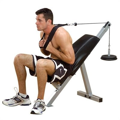 Ab Bench by Powerline