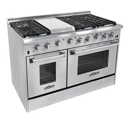 Professional 4.2 Cu. Ft Gas Range in Stainless Steel Product Photo