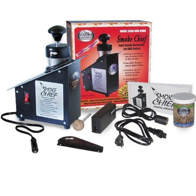 Smoke Chief Cold Smoker by Smokehouse
