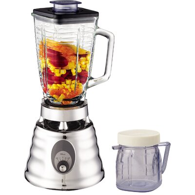 Electric 3-Speed Blender with Jar by GForce