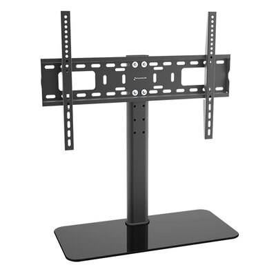 "Fixed TV Mount for 42""-55"" Flat Panel Screens with DVD Stand Product Photo"