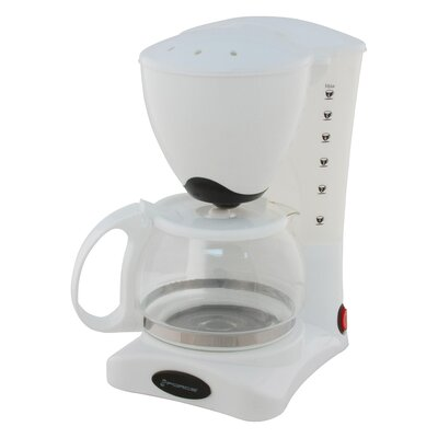 6 Cup Fresh Brew Coffee Maker by GForce