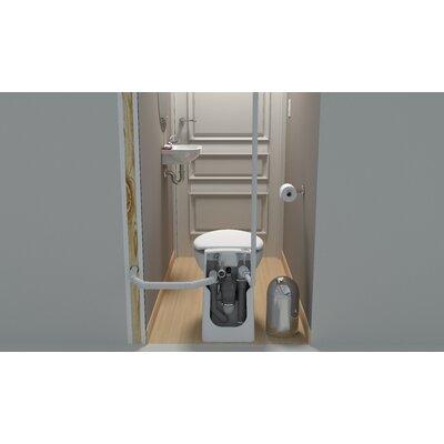 Saniflo 1 Piece Toilet
