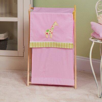 Jungle Jane Laundry Hamper by Pam Grace Creations